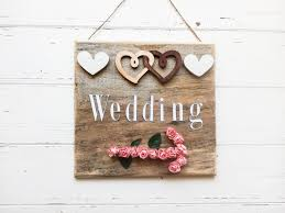 wedding plaques personalized wedding arrow sign wedding signs wood rustic wedding signs