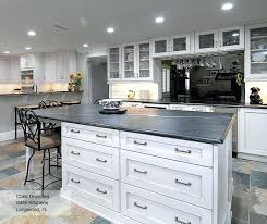 Signature Kitchen Cabinets Shaker Style Kitchen Cabinets Simplicity Blog Pearl White Blue