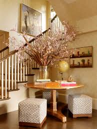White Foyer Table Superb Foyer Tables In Entry Eclectic With Blue And White Living