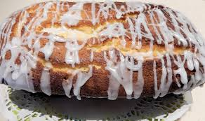free photo butter pound cake lemon glaze free image on pixabay