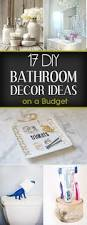 diy bathroom decor ideas on a budget