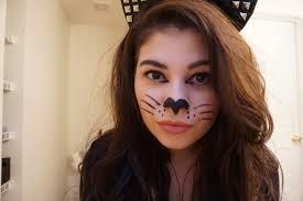 Halloween Makeup With Eyeliner Halloween U2013 Candace Nicole