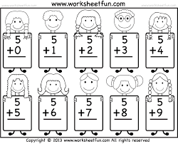 worksheet printable maths worksheets for senior kg kindergarten