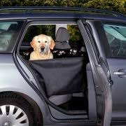 protection siege auto arriere couverture chien de luxe pour protection voiture de la banquette