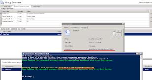 Resuming Windows Resume Biztalk Suspended Messages Using Powershell And Biztalk