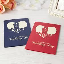 Special Invitation Card Aliexpress Com Buy 10pcs Set Romantic Wedding Day Invitation