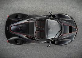 black ferrari back this new hypercar is the batmobile of ferraris business insider
