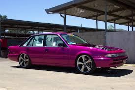 Light Pink Car Omg I U0027ve Got Pink Bits Just Commodores