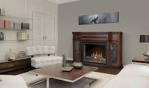 Electric Fireplace With Mantel The Colbert Electric Fireplace Mantel Package By Napoleon Nefp33
