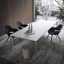 long island is a tailor made table characterised by a thin