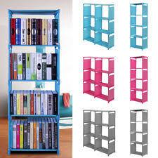 Tiered Bookshelf Bookshelves Bookcases Shelving U0026 Storage Ebay
