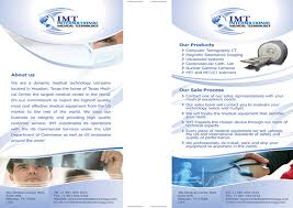 tri fold brochure package small business favourite