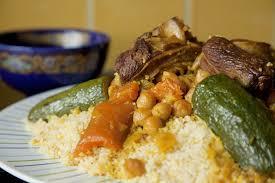 cuisiner un couscous recette de couscous de mouton aux raisins de smyrne