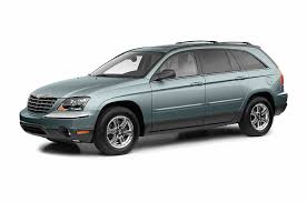 2005 chrysler pacifica new car test drive