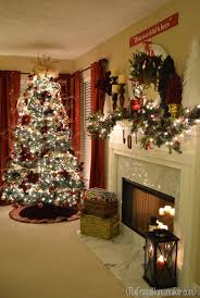 the twinkling tree in my house