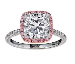 Pink Diamond Wedding Rings by 127 Best Pink Diamond Engagement Rings Images On Pinterest Pink