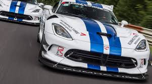 dodge supercar dodge viper acr records faster lap but fails to 7 minute