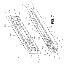 patent us8387344 split crimper for heat sealing packaging