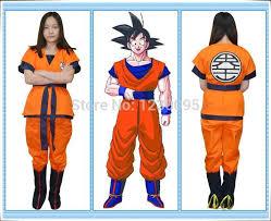 Dragon Ball Halloween Costumes 25 Goku Party Costume Ideas