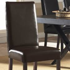 Genuine Leather Dining Room Chairs by Genuine Leather Traditional Kitchen U0026 Dining Chairs You U0027ll Love