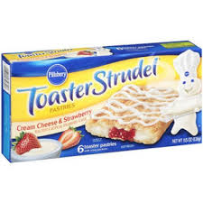 Toaster Strudle Toaster Strudel Pastries Strawberry 6 11 5 Oz
