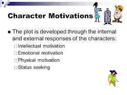 Seeking Plot Elements Of Fiction Plot Plot Is The Events That Tell The Story