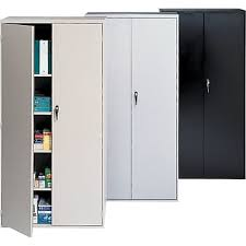 Janitorial Storage Cabinet Storage Cabinets U0026 Lockers Furniture Staples