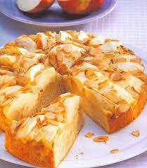 cuisine gateau aux pommes gâteau aux pommes recette dr oetker