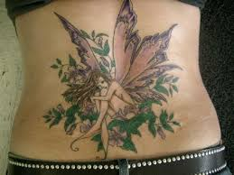 fairy tattoos for girlsliteratura por un tubo
