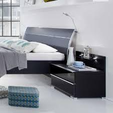 Komplett Schlafzimmer Angebote Komplett Schlafzimmer Glacey In Schwarz Pharao24 De