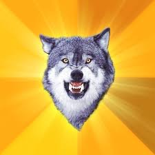 Courage Wolf Meme Generator - courage wolf meme generator