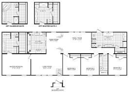 floor plan express express m198