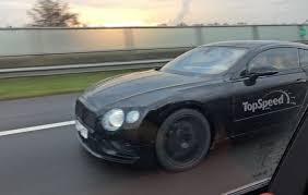 New Bentley Mulsanne Revealed Ahead Of Geneva 2016 2018 Bentley Continental Gt Review Top Speed