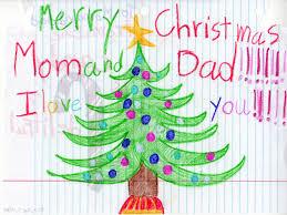 christmas card for mom christmas lights card and decore