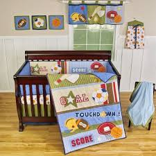 22 best sports theme crib bedding images on pinterest baby boy