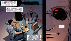 Blind Ninja Daredevil U0027 Already Delivering Classic Tales Ahead Of U0027legacy U0027