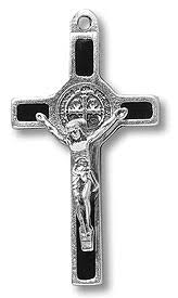 st benedict crucifix st benedict crucifix pendant on chain