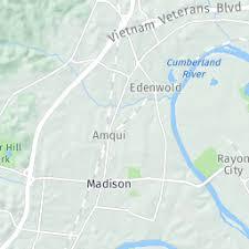 cumberland river map stones river to cumberland river lock 2 park in paddling com