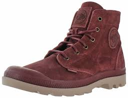 s boots combat palladium pa hi suede leather s combat ankle boots ebay