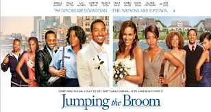 jumping the broom wedding wedding week jumping the broom addresses racial hangups while