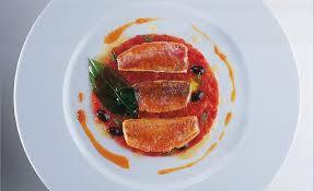 cuisiner des rougets de rougets tomates câpres olives par alain ducasse