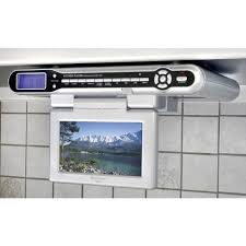 radio de cuisine radio de cuisine encastrable soundmaster ktv 100 avec tv dvb t sur