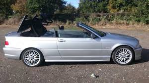 bmw 330ci m sport manual convertible 2001 review uk spec youtube
