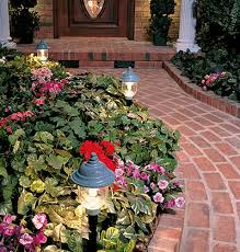 Hton Bay Landscape Lighting Winter Home Improvement Project A Smooth Sturdy Walkway