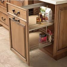 Pull Out Cabinet Shelves by Base Cabinet Pull Out Units By Hafele Kitchensource Com