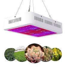 light and plant growth 2000w dua chips 380 730nm full light spectrum led plant growth l