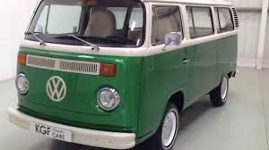 volkswagen camper inside a fabulous bay window t2 vw camper van painstakingly created for