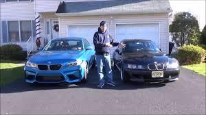bmw z3 m coupe s54 bmw m2 vs z3m coupe s54 part 2 comparison test m2 drive