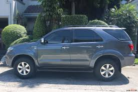suv toyota 2008 toyota fortuner 2008 car for sale rizal tsikot com 1