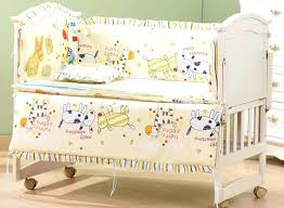 Puppy Crib Bedding Sets Puppy Baby Bedding 100ton Puppy Baby Bedding Crib Sets Hamze